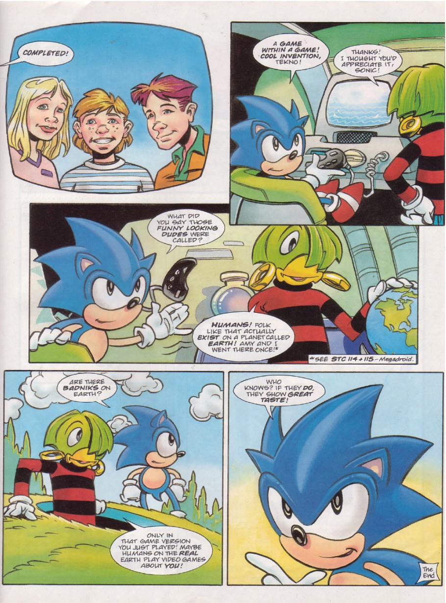 Sonic - The Comic Issue No. 131 Page 26