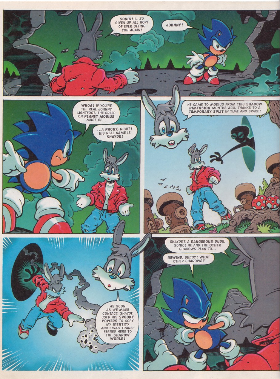 Sonic - The Comic Issue No. 132 Page 3