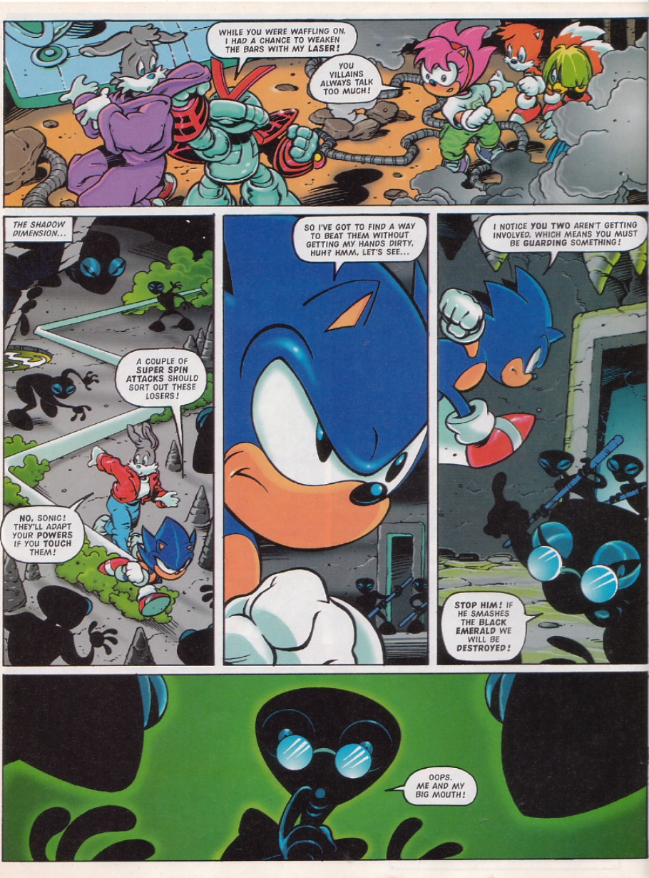 Sonic - The Comic Issue No. 132 Page 5