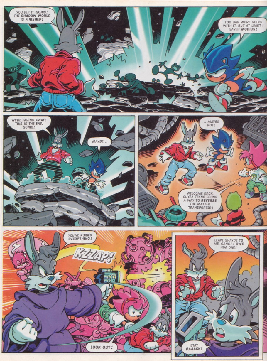 Sonic - The Comic Issue No. 132 Page 7