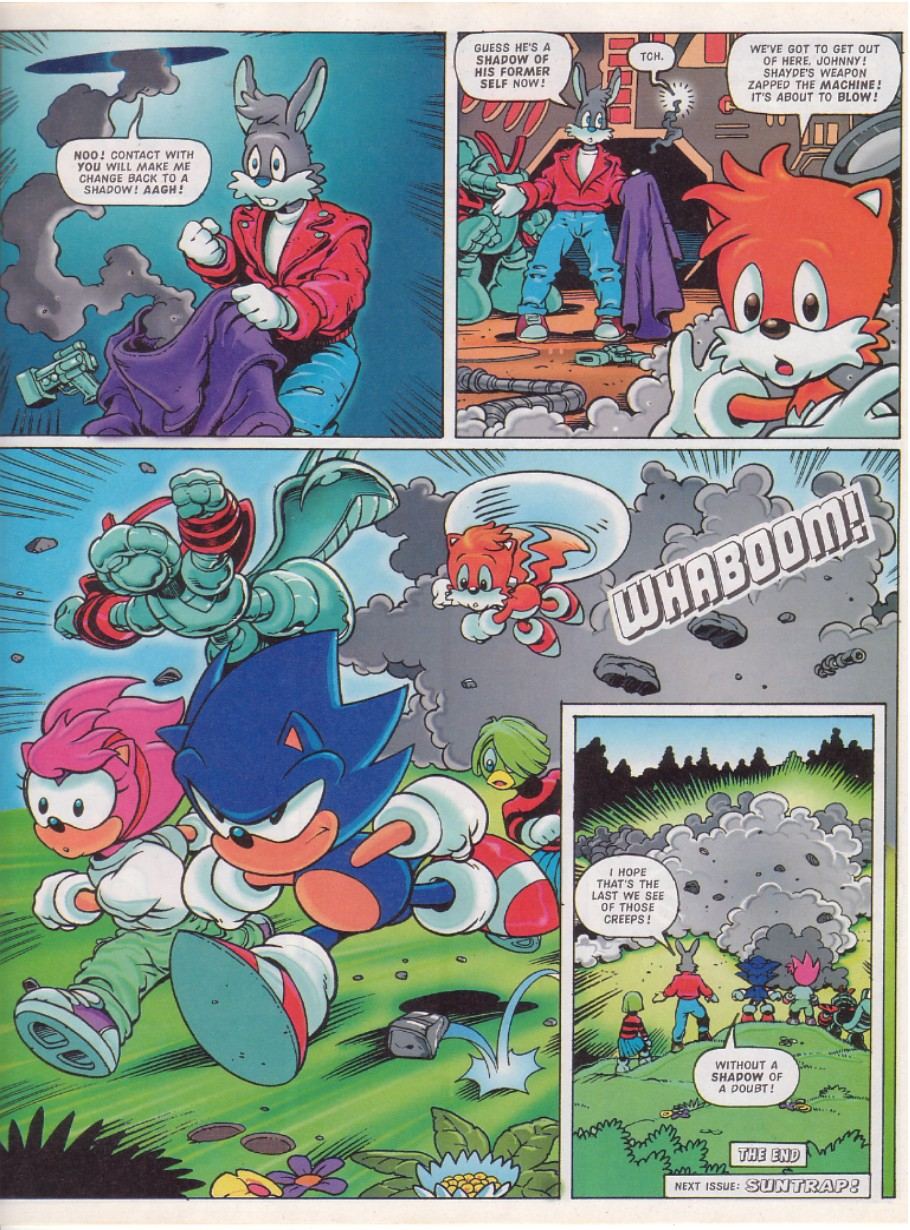 Sonic - The Comic Issue No. 132 Page 8