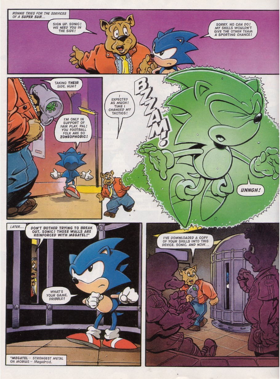 Sonic - The Comic Issue No. 133 Page 17