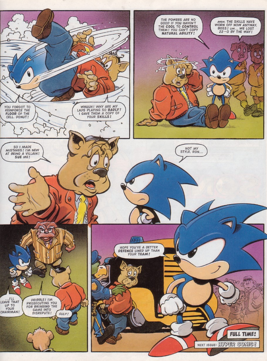 Sonic - The Comic Issue No. 133 Page 20
