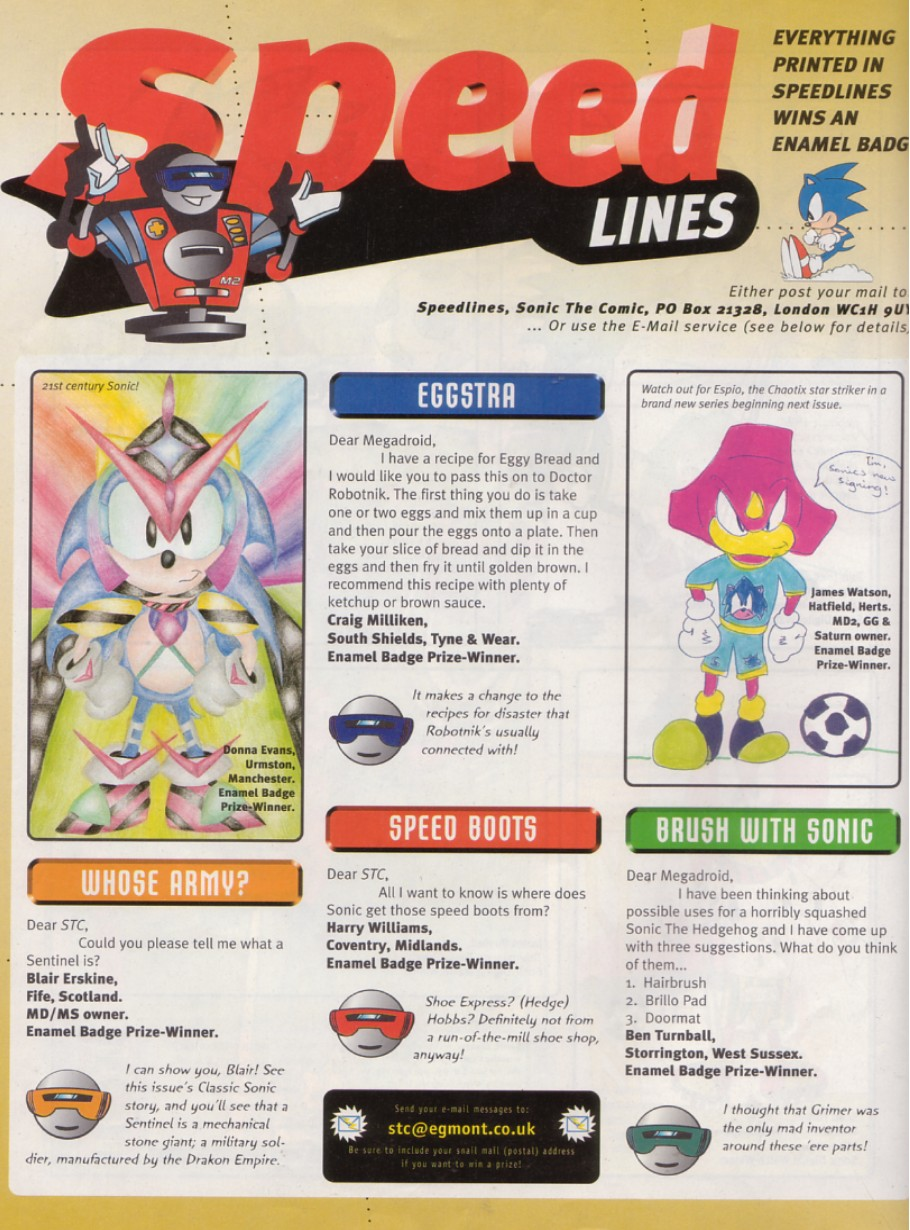 Sonic - The Comic Issue No. 133 Page 21