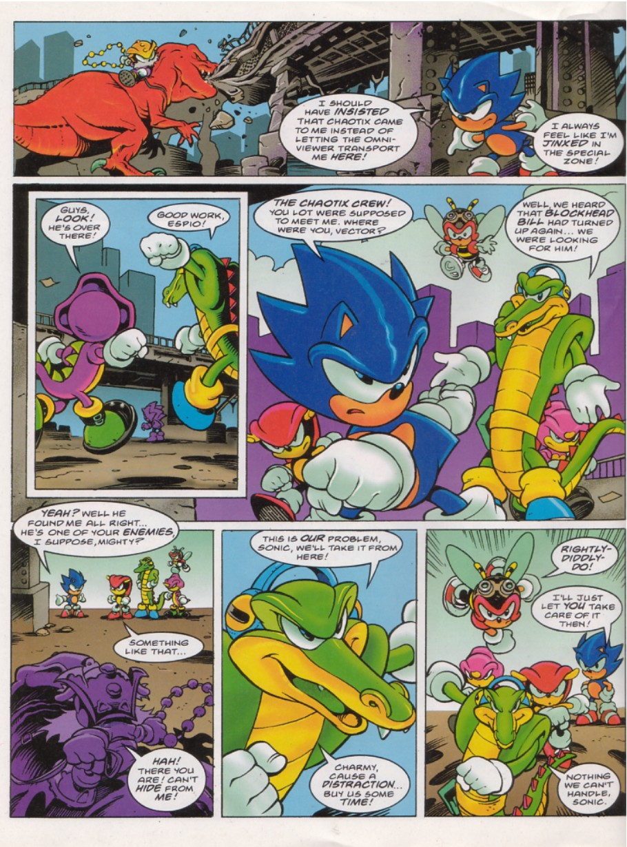 Sonic - The Comic Issue No. 134 Page 5