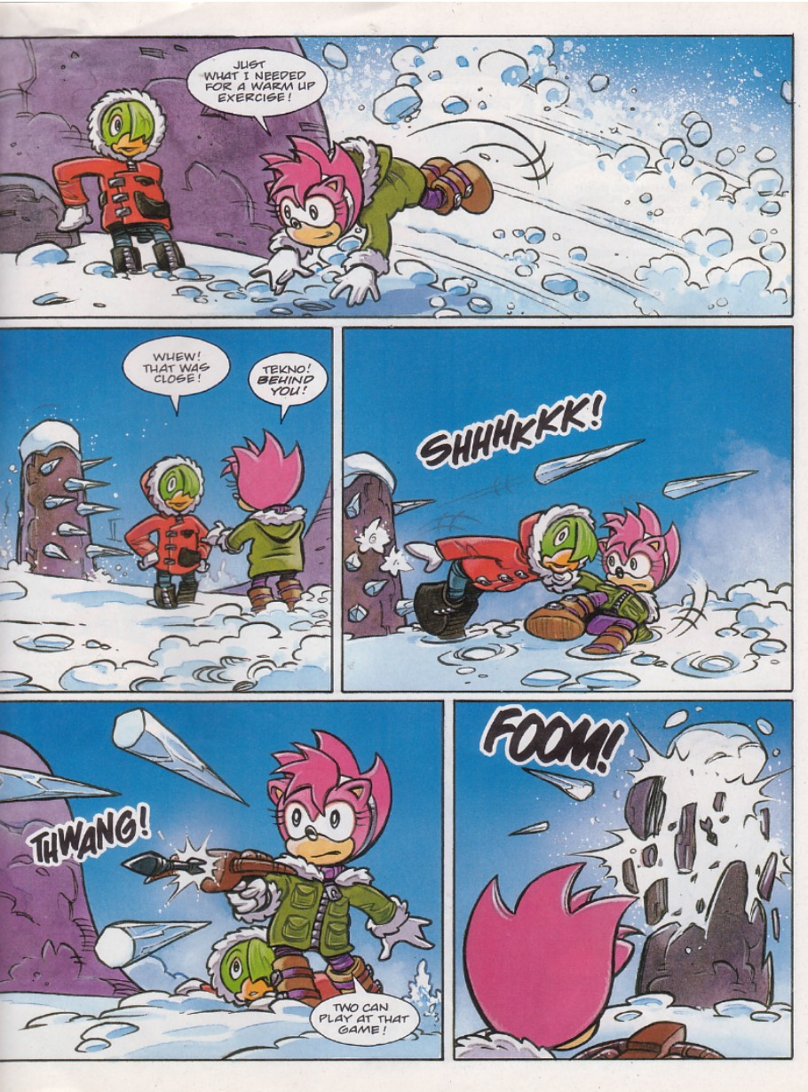 Sonic - The Comic Issue No. 134 Page 10