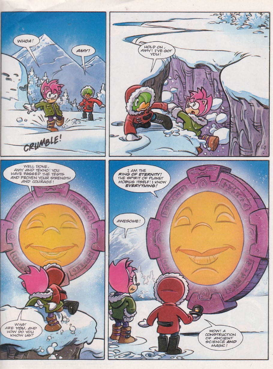Sonic - The Comic Issue No. 134 Page 12