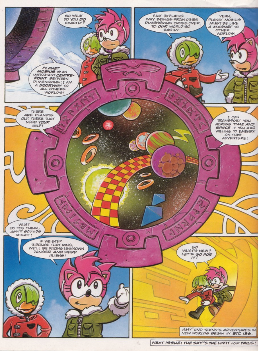 Sonic - The Comic Issue No. 134 Page 13