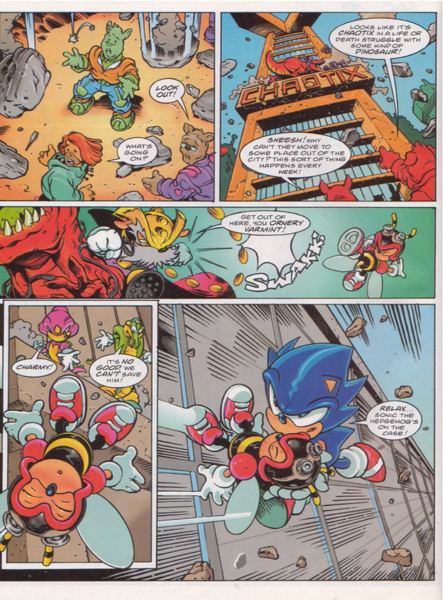 Sonic - The Comic Issue No. 135 Page 7