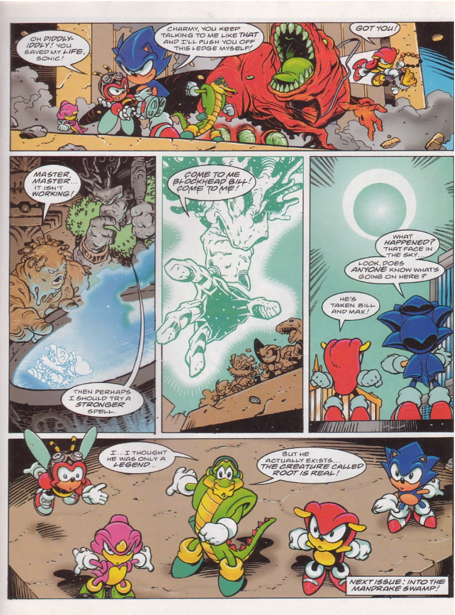 Sonic - The Comic Issue No. 135 Page 8