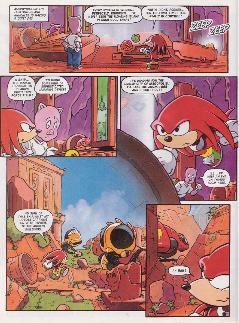 Sonic - The Comic Issue No. 135 Page 10