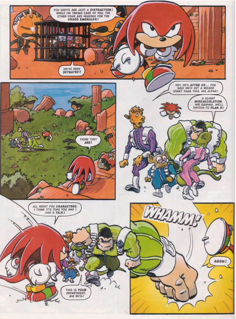 Sonic - The Comic Issue No. 135 Page 12