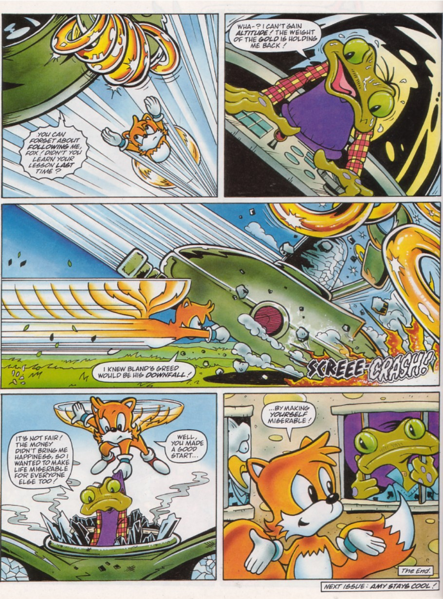 Sonic - The Comic Issue No. 135 Page 20