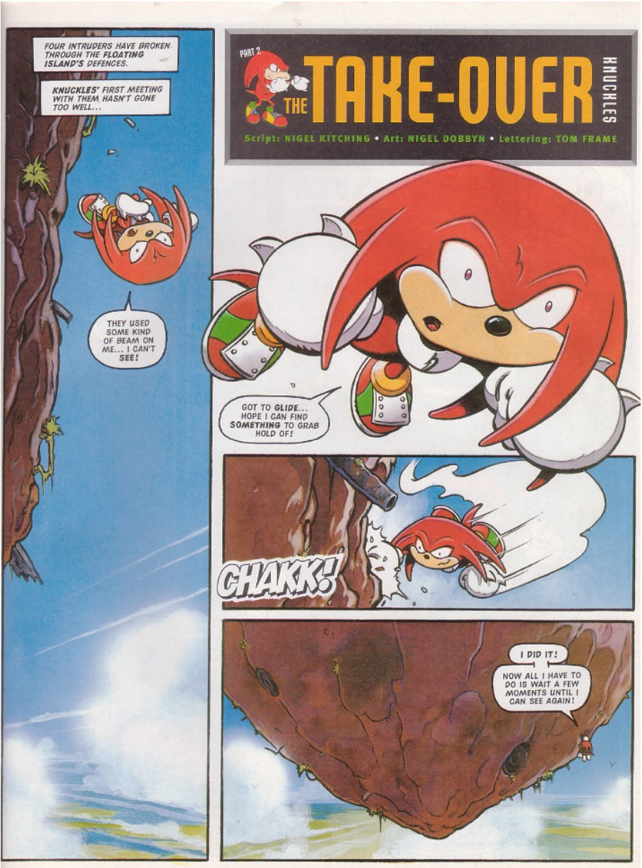 Sonic - The Comic Issue No. 136 Page 9