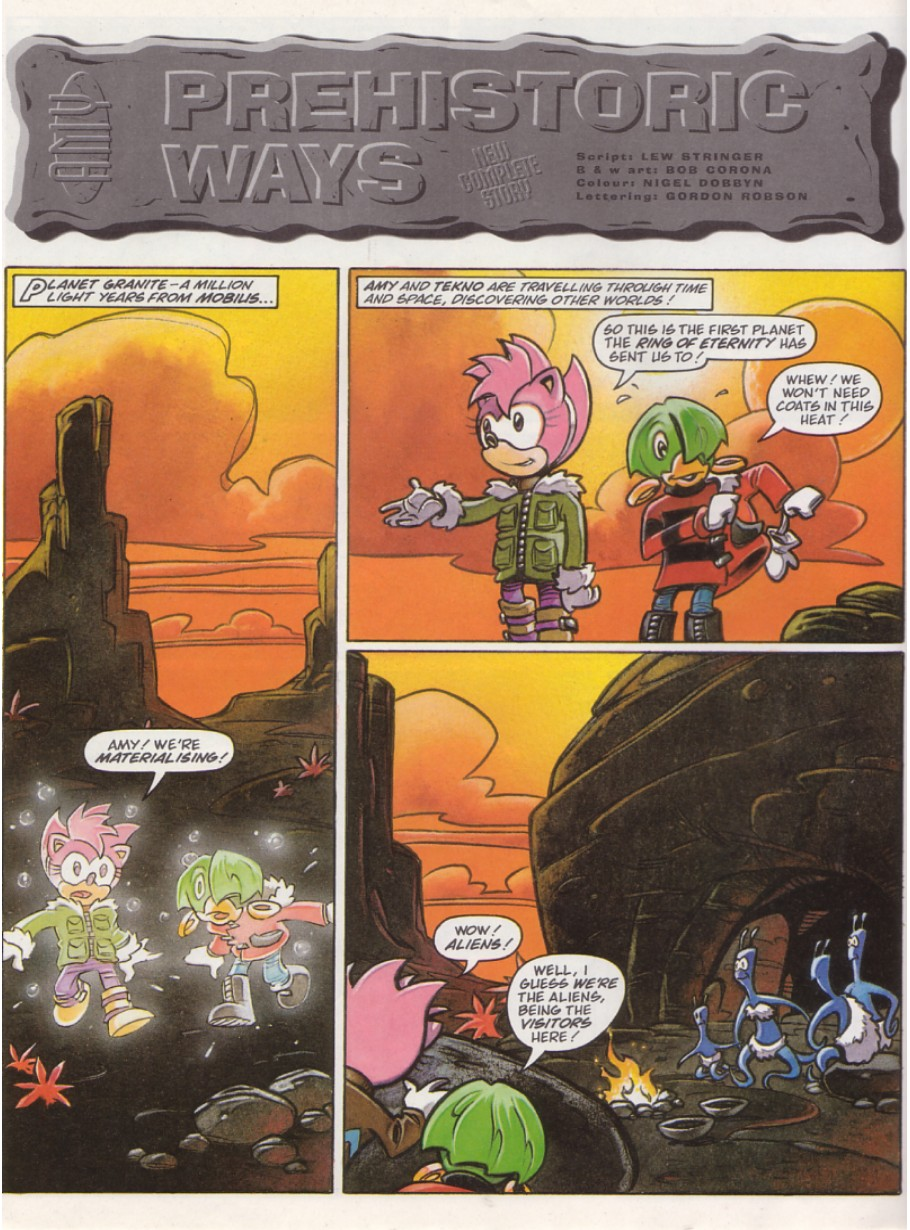 Sonic - The Comic Issue No. 136 Page 16