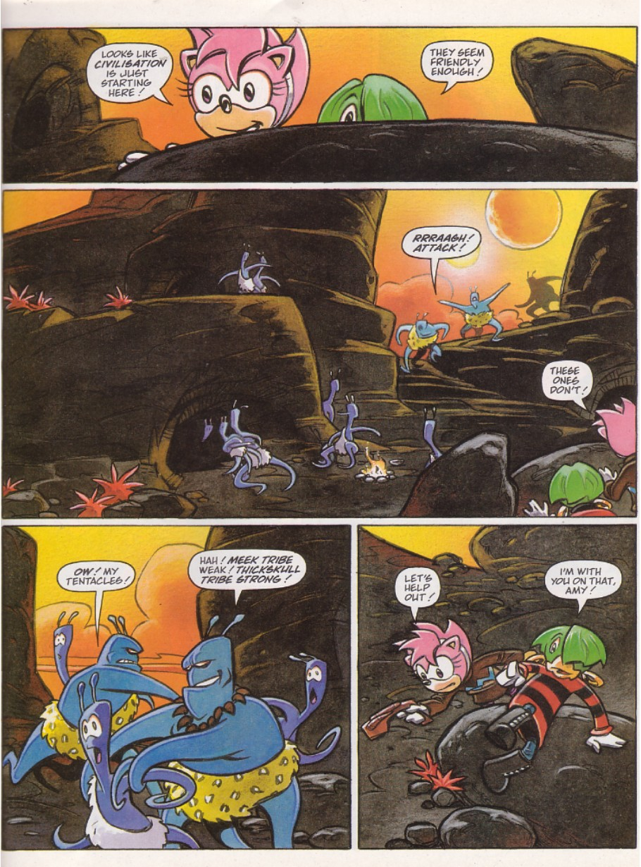 Sonic - The Comic Issue No. 136 Page 17