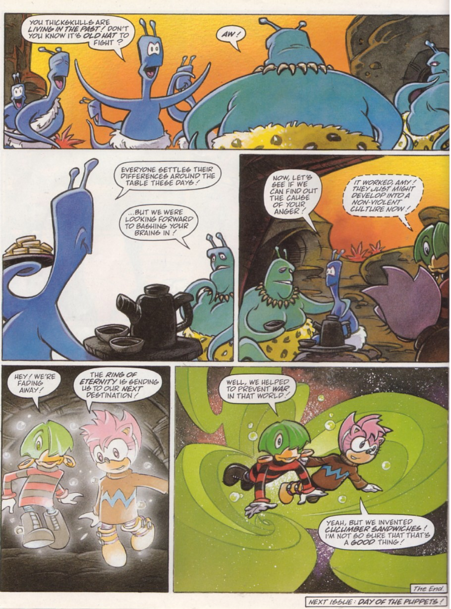 Sonic - The Comic Issue No. 136 Page 20