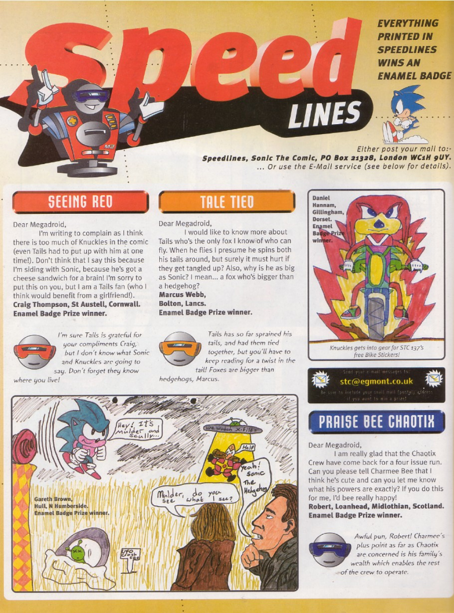 Sonic - The Comic Issue No. 136 Page 21