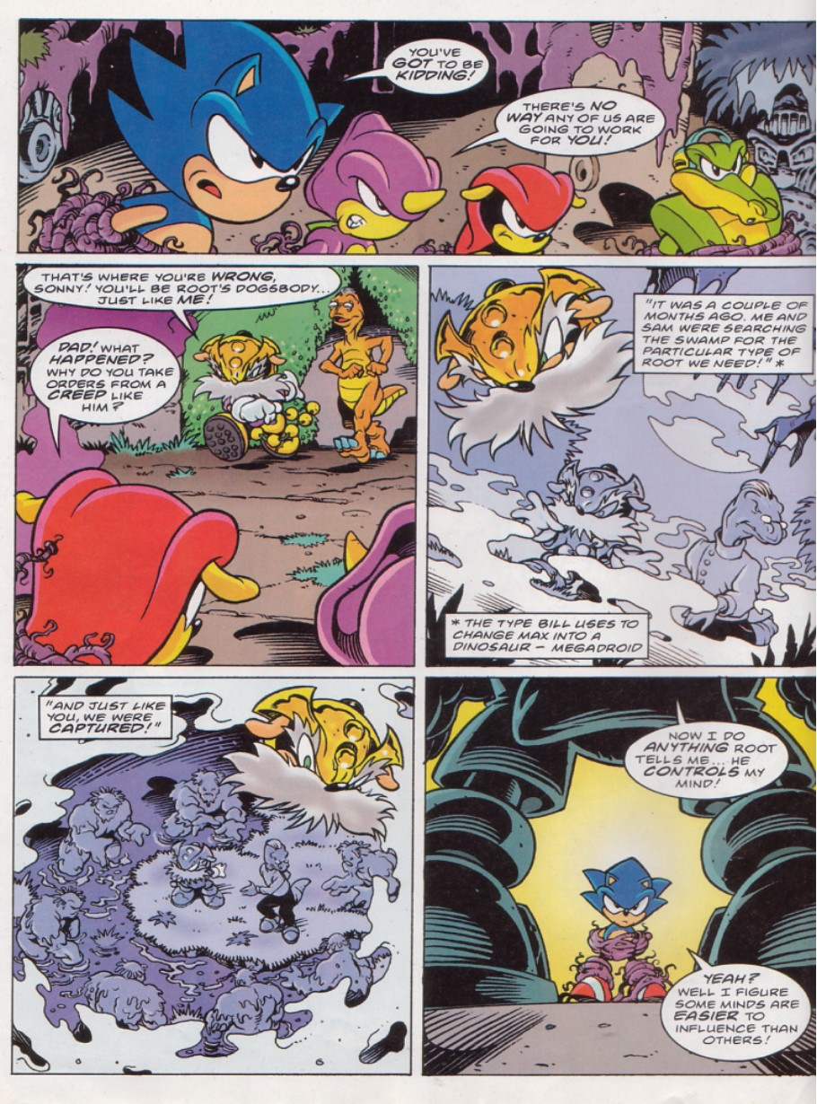 Sonic - The Comic Issue No. 137 Page 3