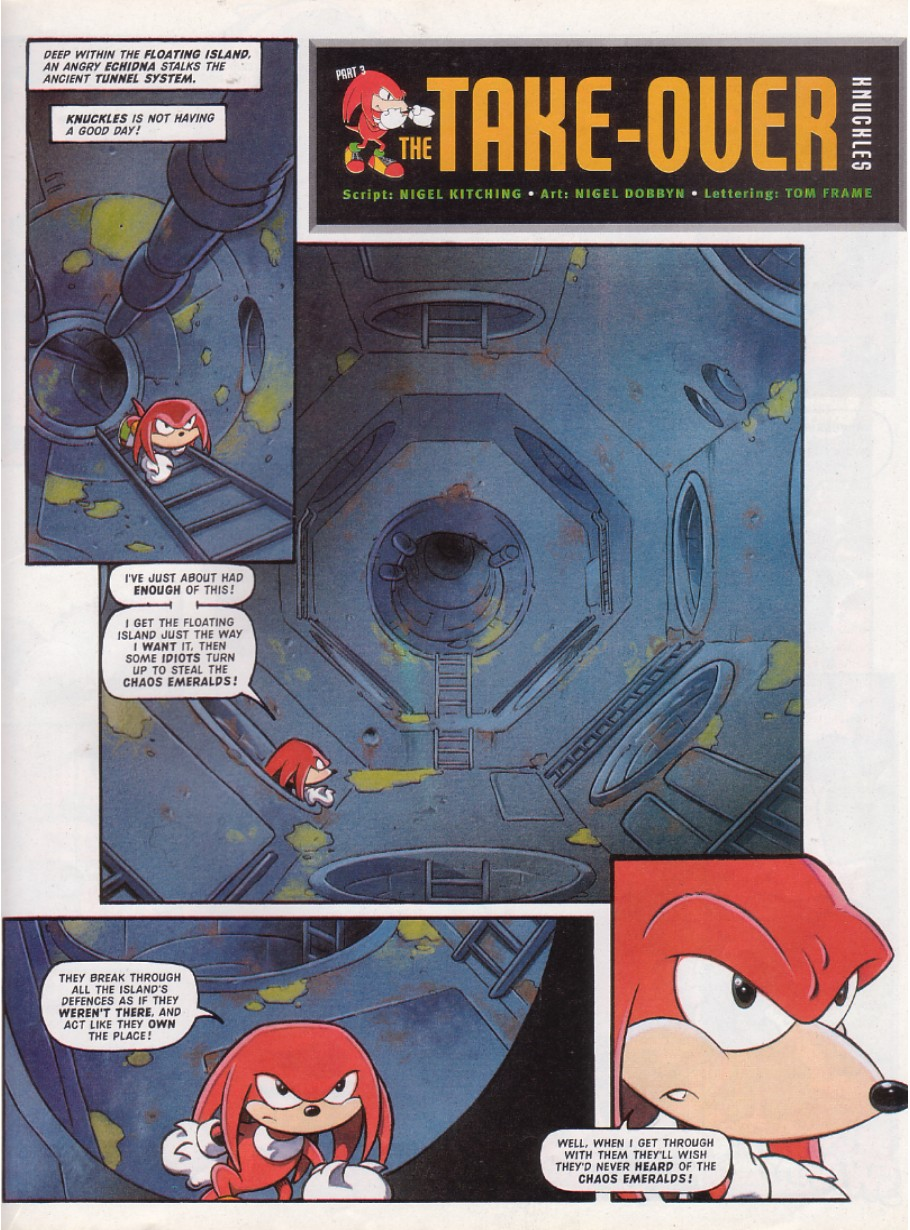 Sonic - The Comic Issue No. 137 Page 9