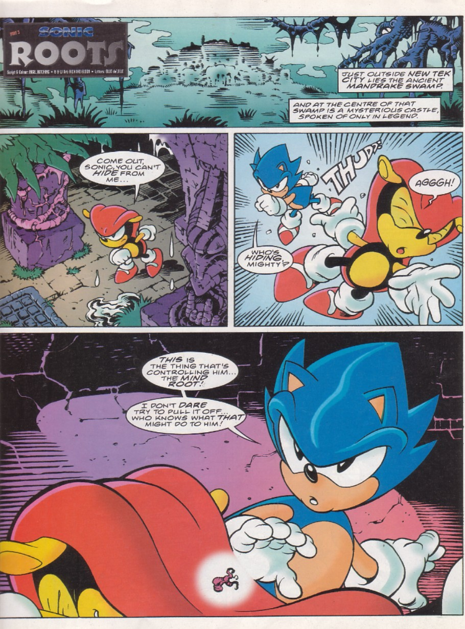 Sonic - The Comic Issue No. 138 Page 2