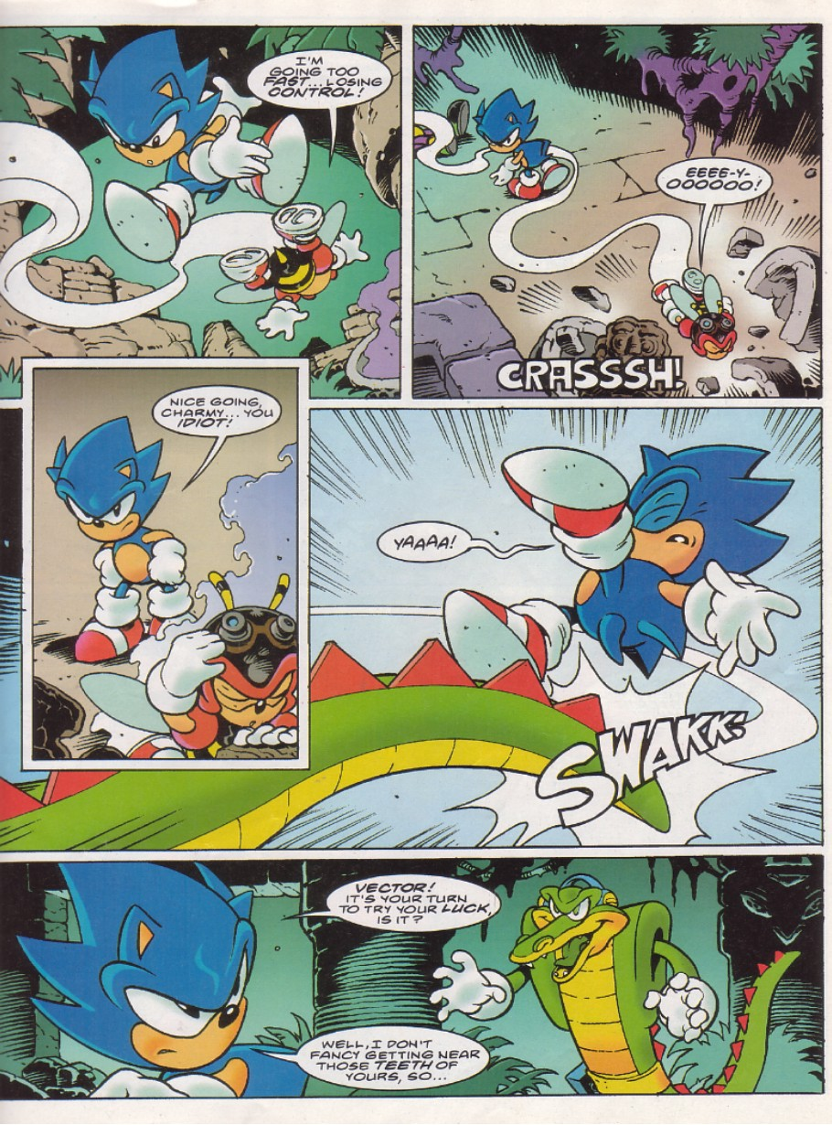 Sonic - The Comic Issue No. 138 Page 4