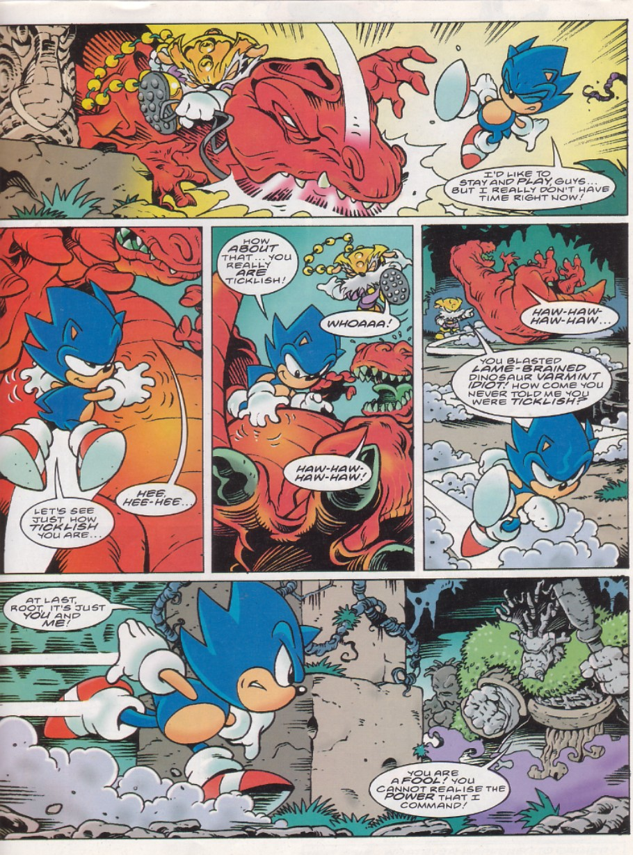 Sonic - The Comic Issue No. 138 Page 6