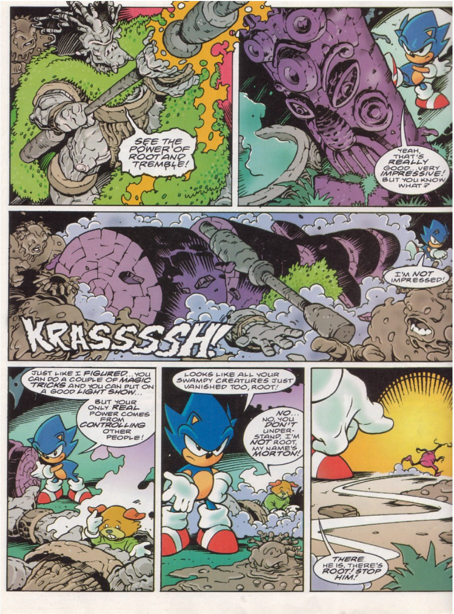 Sonic - The Comic Issue No. 138 Page 7