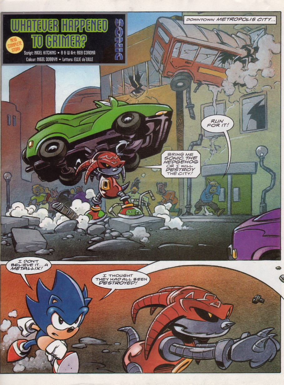 Sonic - The Comic Issue No. 139 Page 2