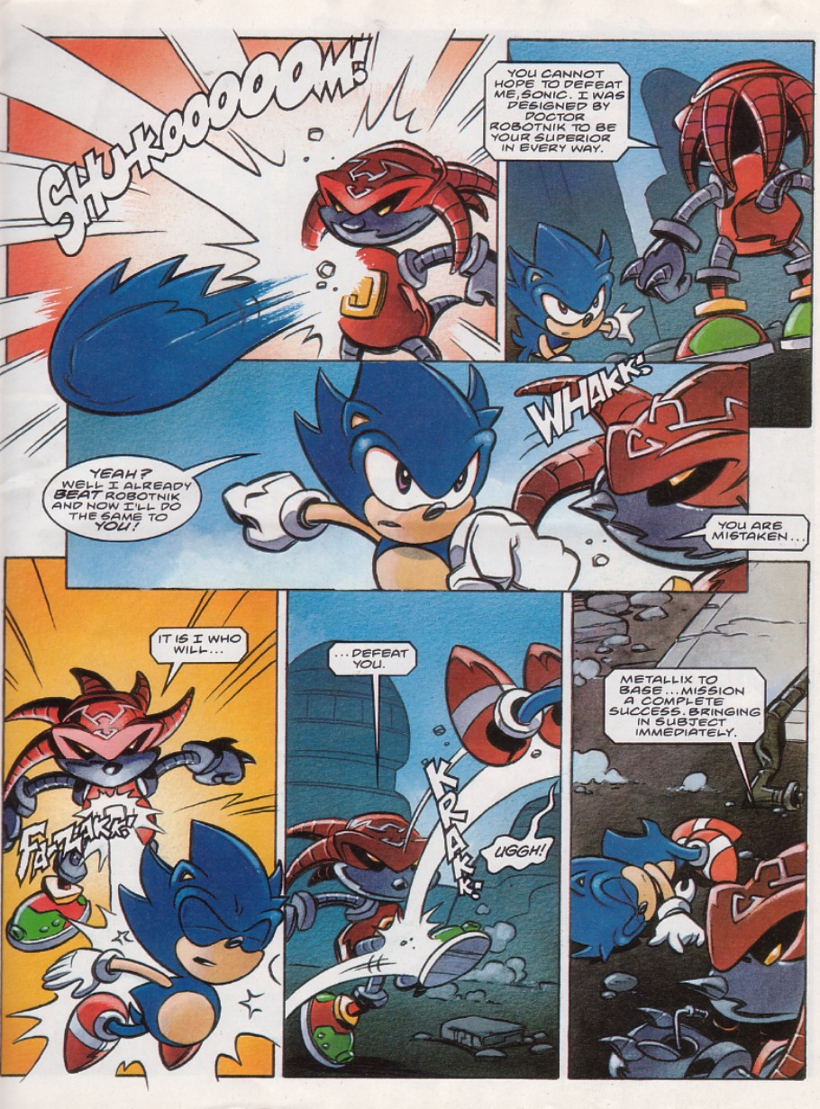 Sonic - The Comic Issue No. 139 Page 4