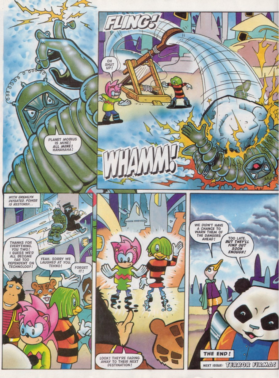 Sonic - The Comic Issue No. 139 Page 13