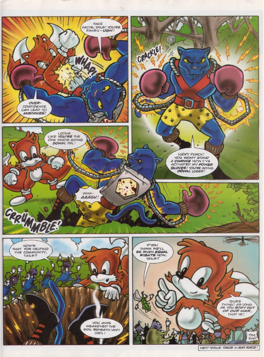 Sonic - The Comic Issue No. 139 Page 20