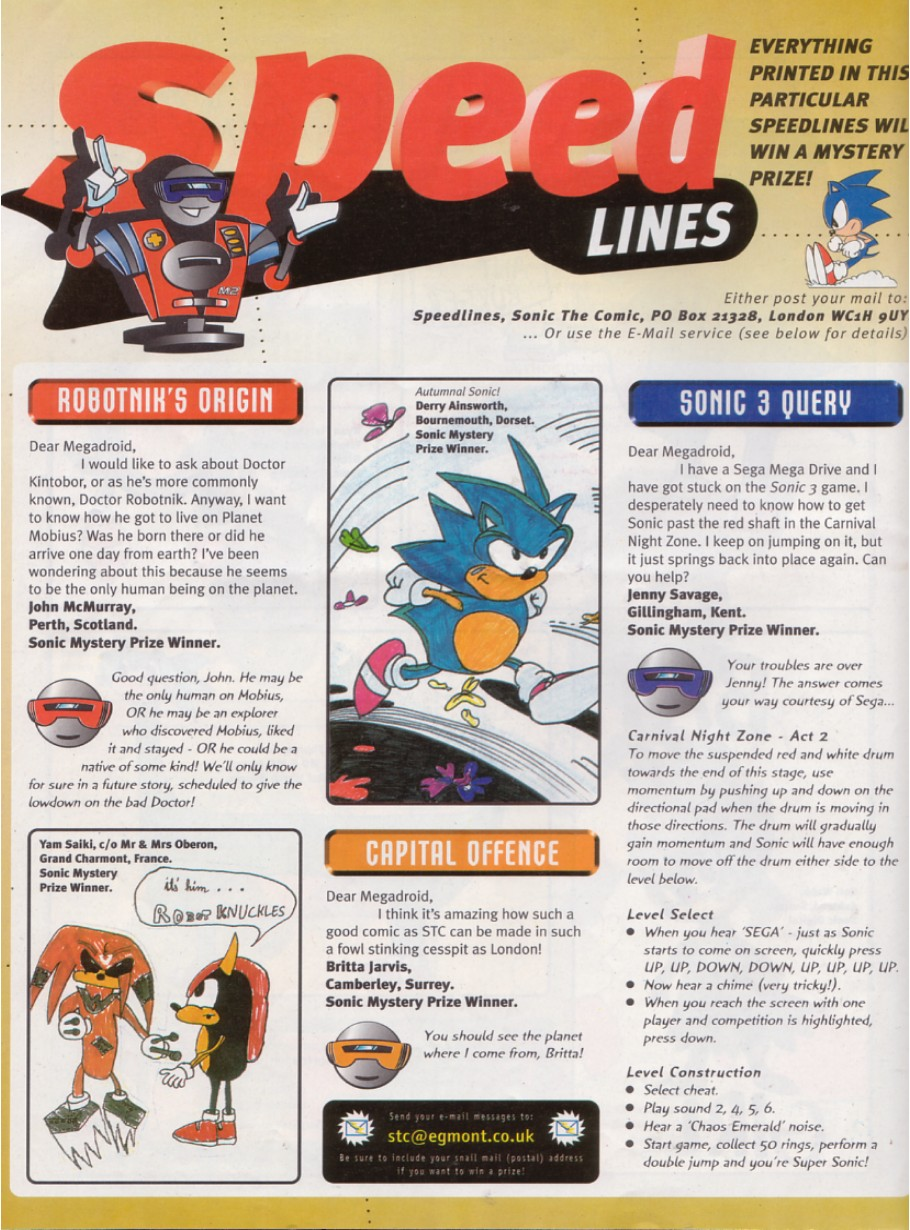 Sonic - The Comic Issue No. 139 Page 21