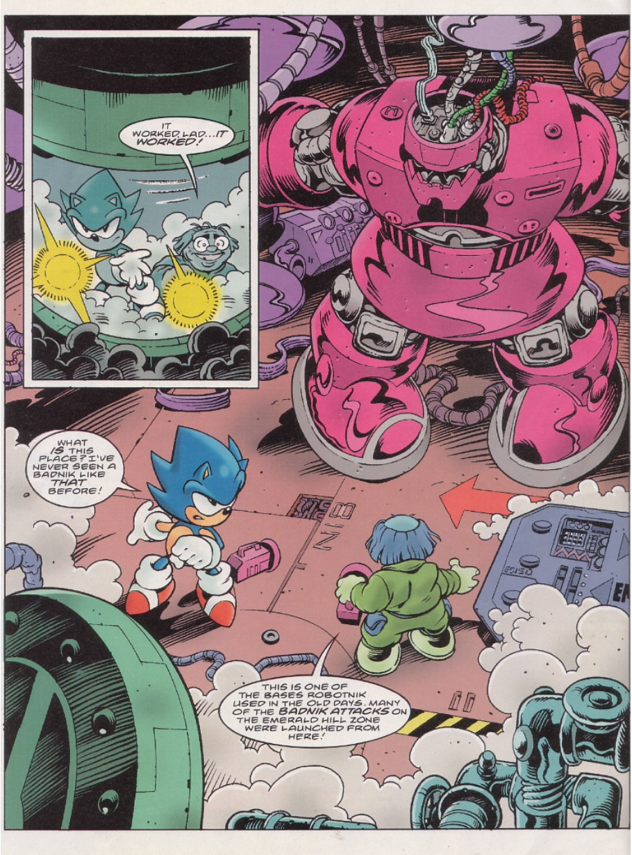 Sonic - The Comic Issue No. 140 Page 3