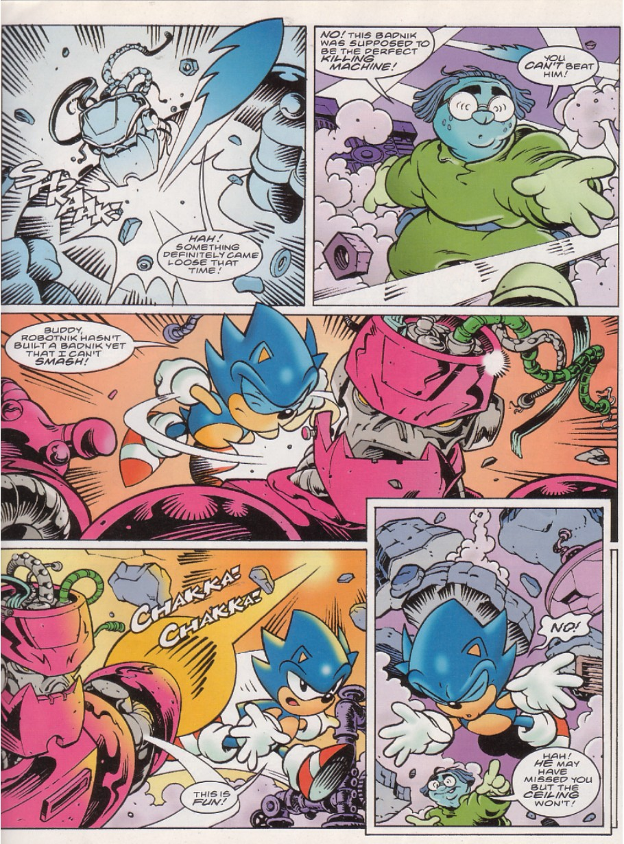 Sonic - The Comic Issue No. 140 Page 6