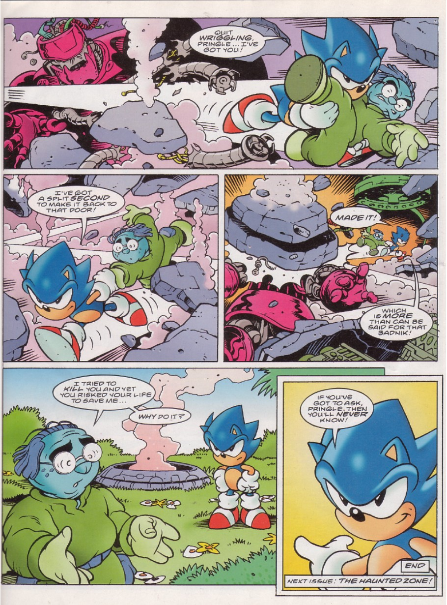Sonic - The Comic Issue No. 140 Page 8