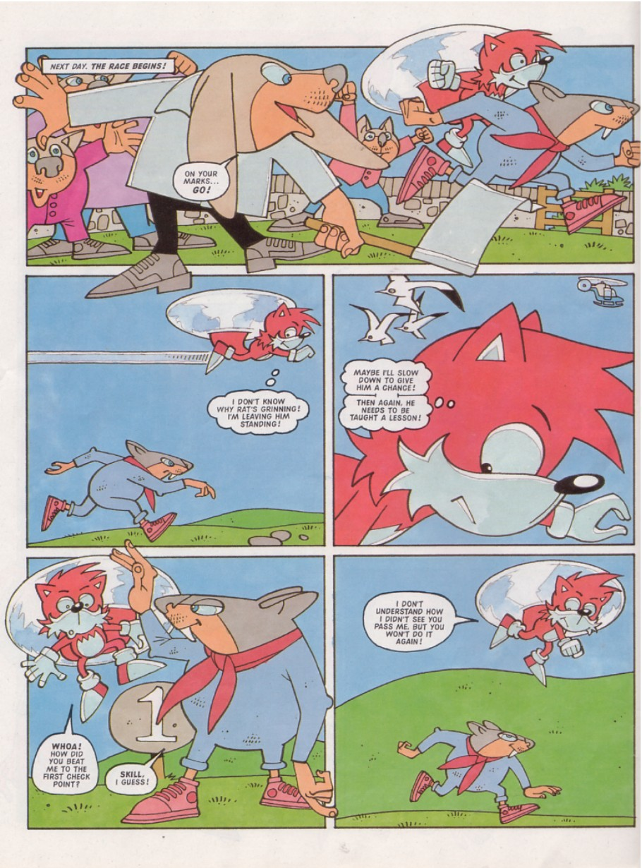 Sonic - The Comic Issue No. 140 Page 18