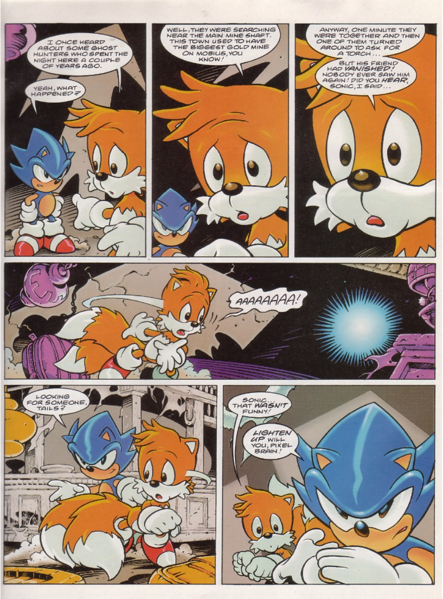 Sonic - The Comic Issue No. 141 Page 2