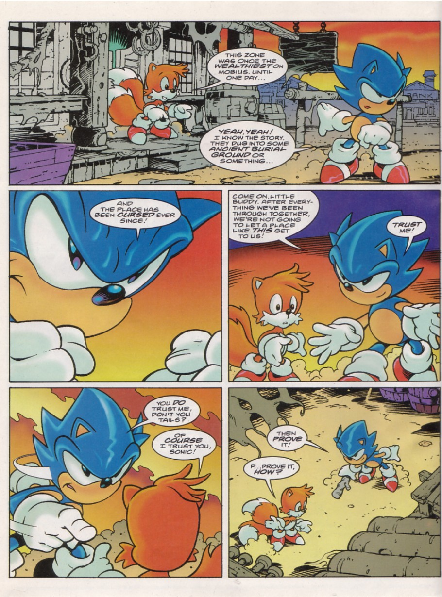 Sonic - The Comic Issue No. 141 Page 3