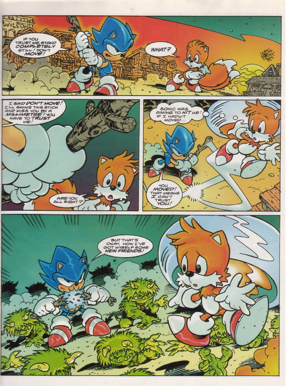 Sonic - The Comic Issue No. 141 Page 4