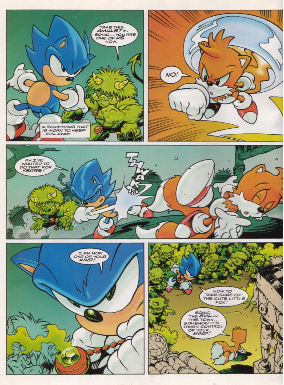 Sonic - The Comic Issue No. 141 Page 5