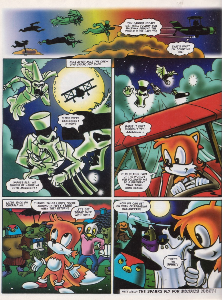 Sonic - The Comic Issue No. 141 Page 19