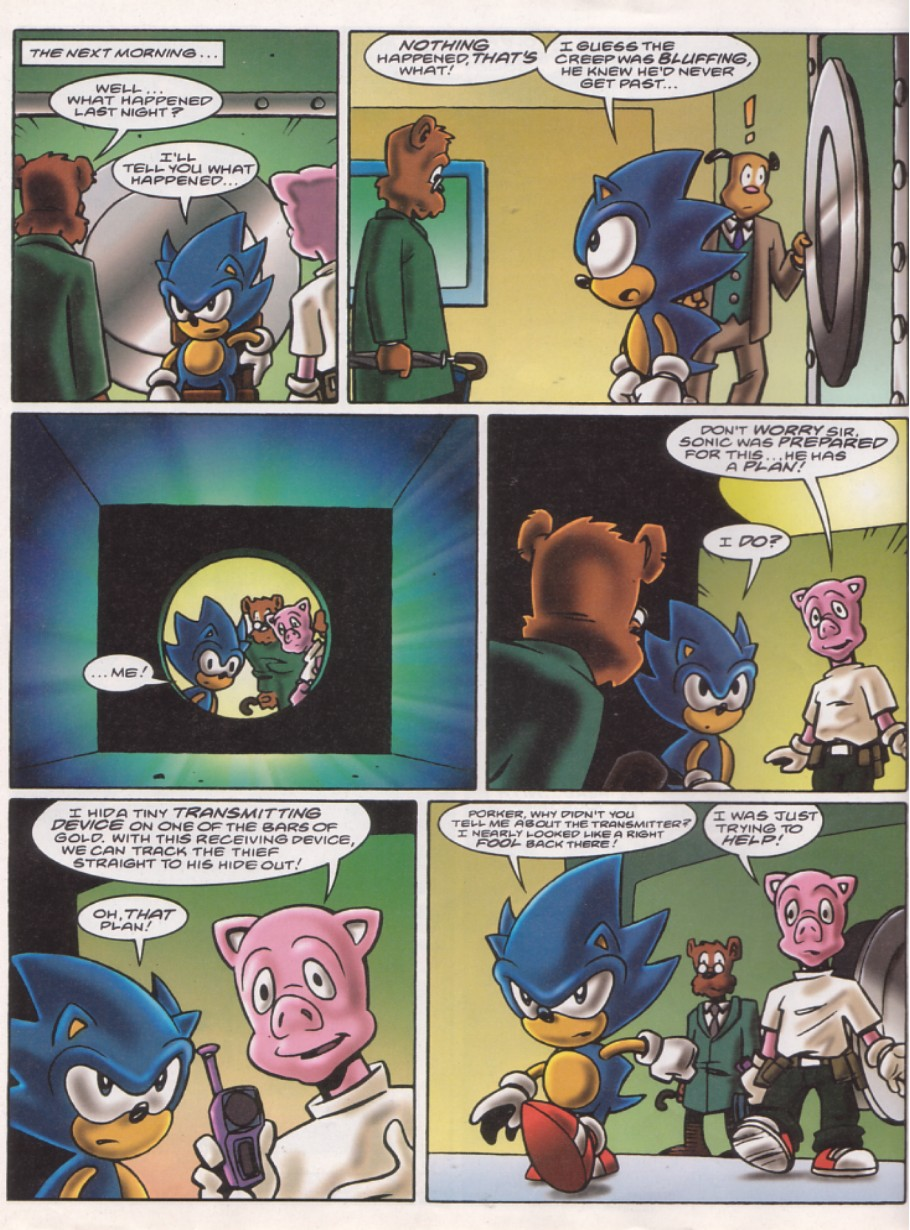 Sonic - The Comic Issue No. 142 Page 3