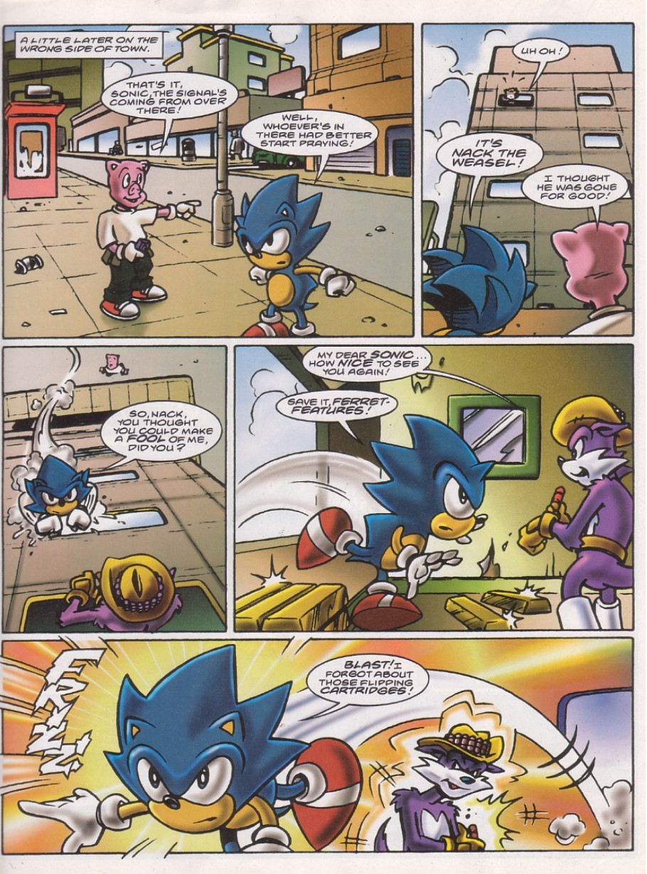 Sonic - The Comic Issue No. 142 Page 4