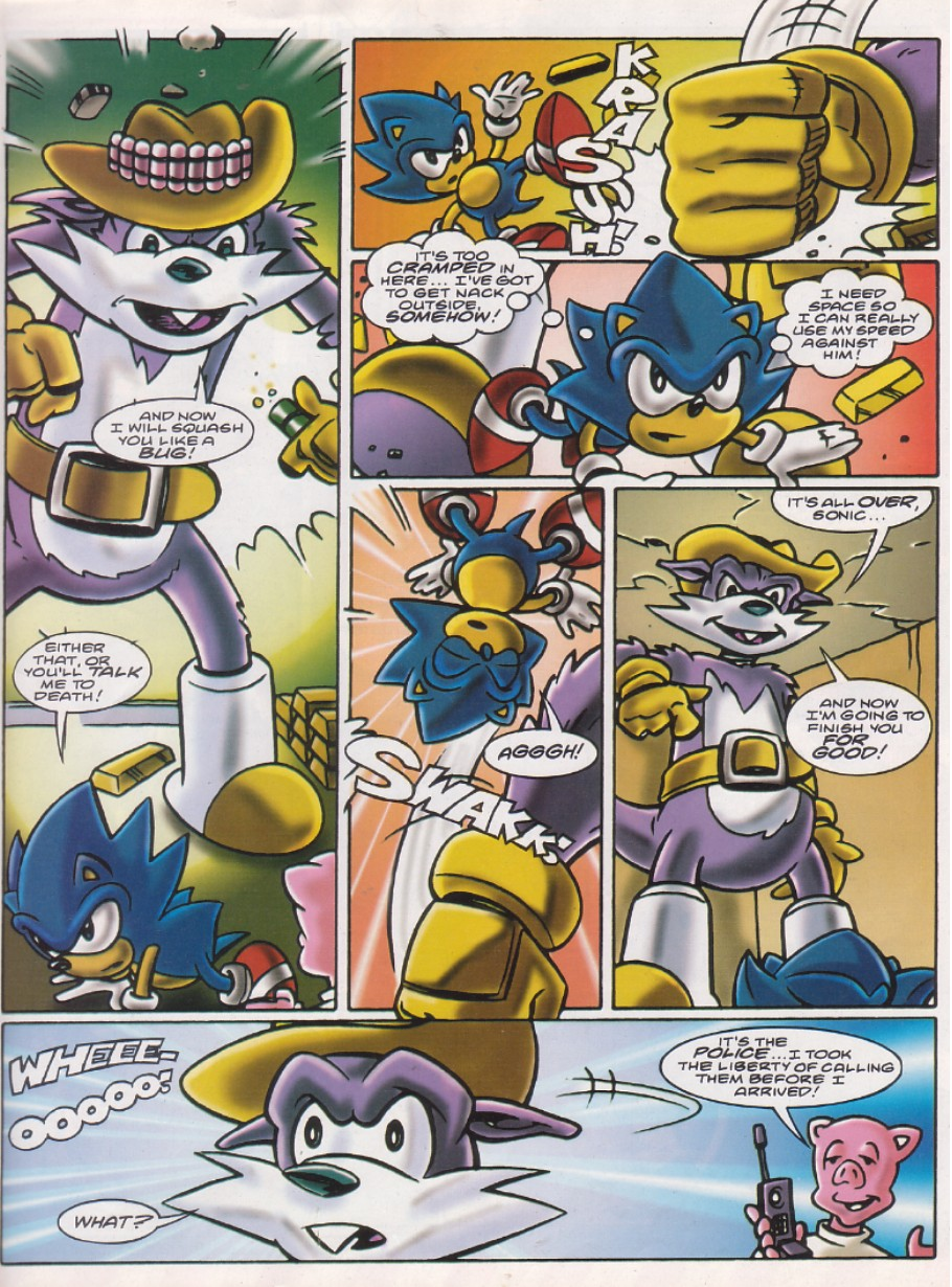 Sonic - The Comic Issue No. 142 Page 6