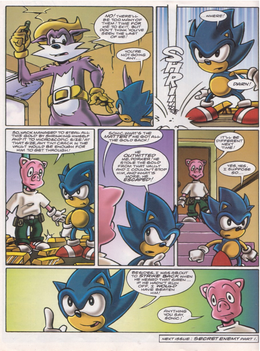Sonic - The Comic Issue No. 142 Page 7