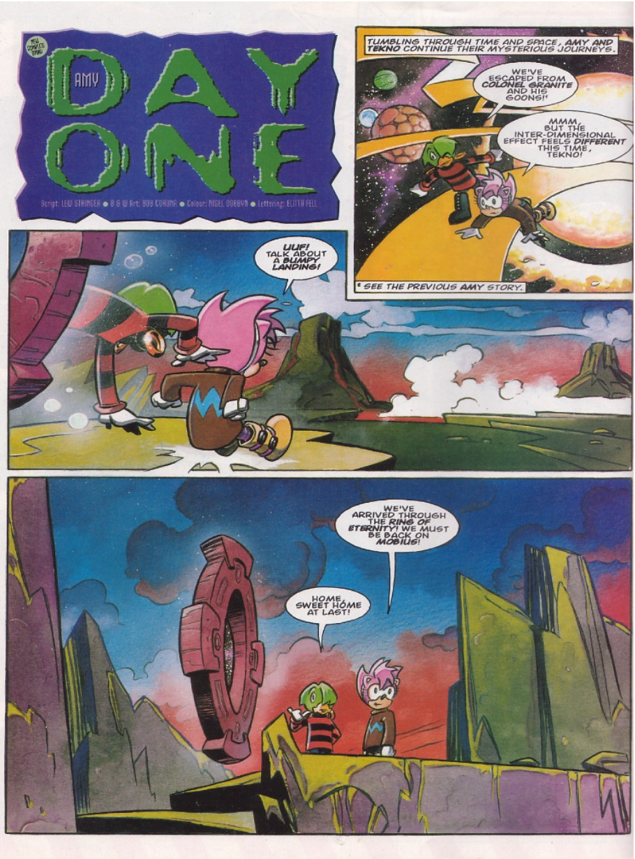 Sonic - The Comic Issue No. 142 Page 8