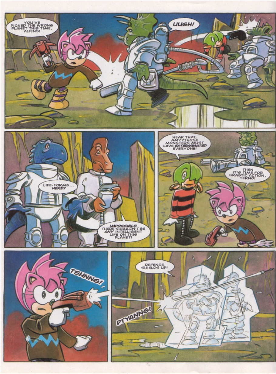 Sonic - The Comic Issue No. 142 Page 10