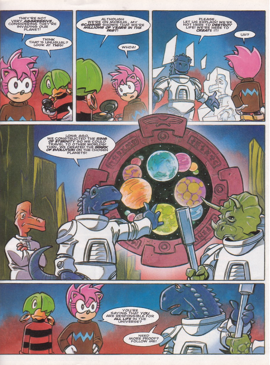 Sonic - The Comic Issue No. 142 Page 11