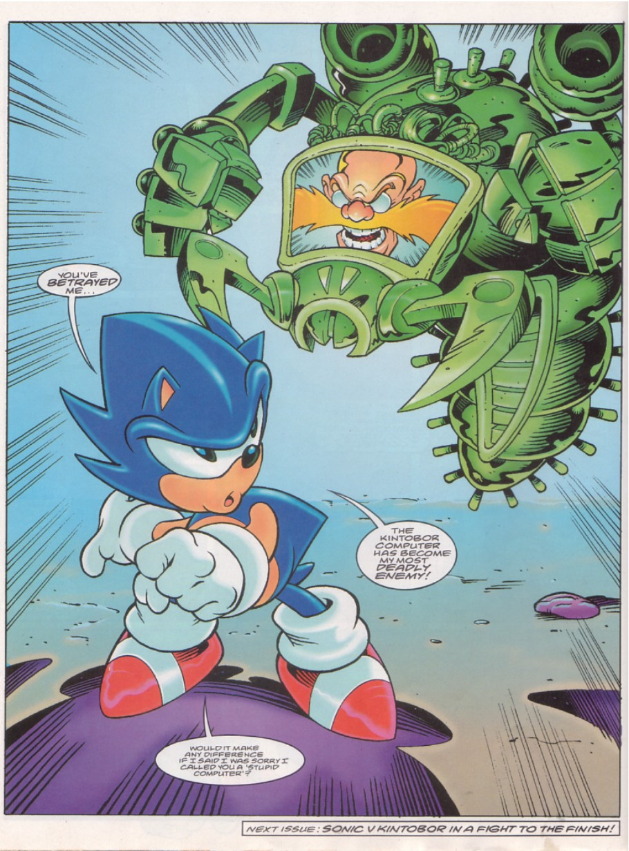 Sonic - The Comic Issue No. 143 Page 7
